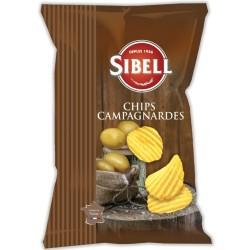Chips campagnardes