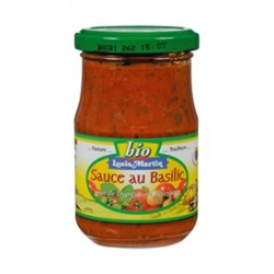 Sauces tomates basilic BIO