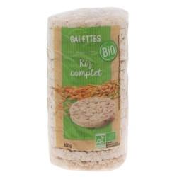 Galettes de riz BIO